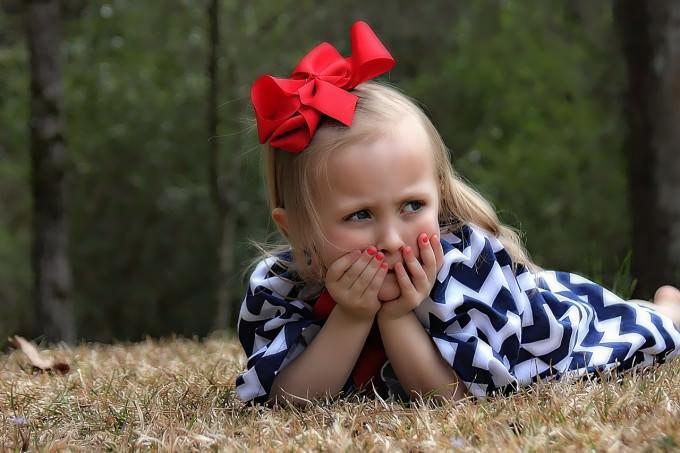 Modne dziecko - nowy trend szafiarek?