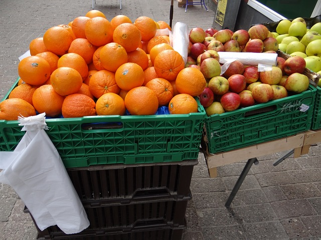 Skrzynka na owoce